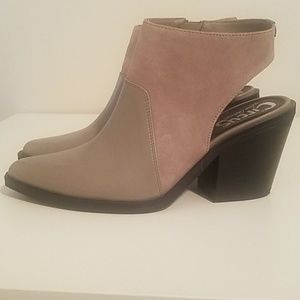 Sam Edelman Circus Grey Booties